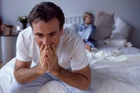 Почему у мужчин в 50 не такой сильный выброс спермы