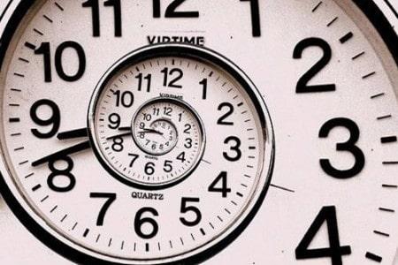 Причудливые часы
