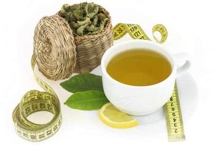 чай и сухие травы